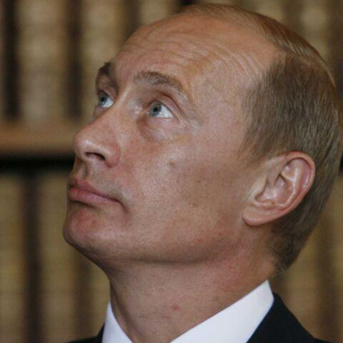 Poutine, homme de l'année 2007, selon le Time