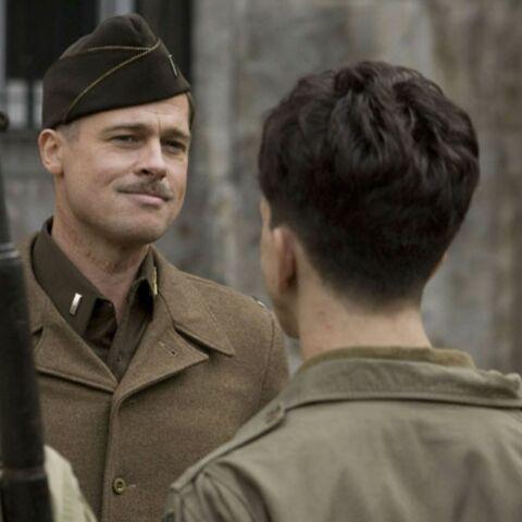 Brad Pitt, un «Basterd» en tenue de créateur