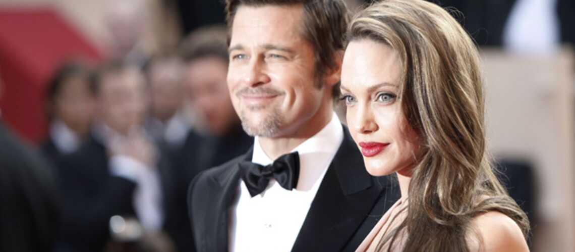 Un tapis rouge glam'rock avec Brad Pitt et Angelina Jolie, Mélanie Laurent et Quentin Tarantino