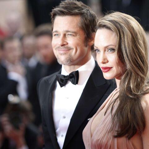 Brad Pitt et Angelina Jolie en vacances dans le Var