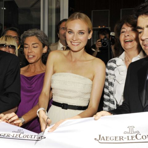 Diane Kruger chez Jaeger-Lecoultre: beaucoup de bruit pour rien