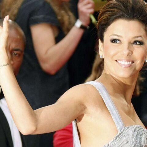 Scoop sur la Croisette: Eva Longoria parle très bien le français!