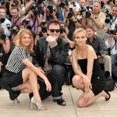 Mélanie Laurent et Diane Kruger: le match mode à Cannes