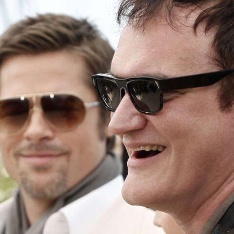 Inglorious Basterds projeté à Cannes: Tarantino au sommet de son art