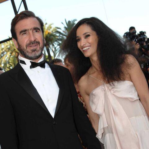 Eric Cantona a joué la partie sur le tapis rouge