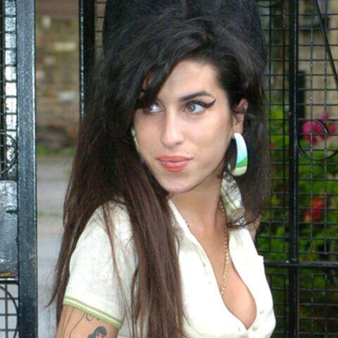 Amy Winehouse est victime d'une maladie de la peau