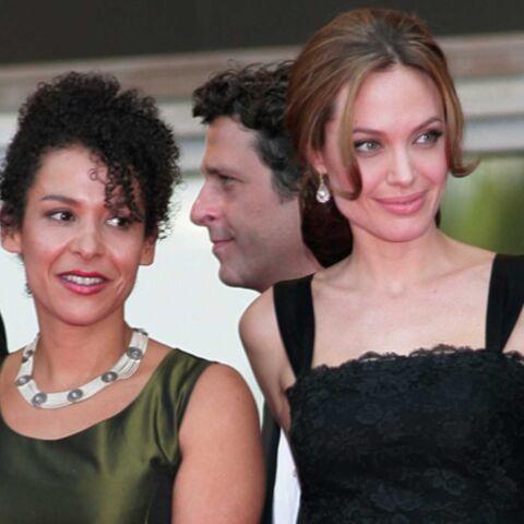 Angelina Jolie a choisi son témoin de mariage