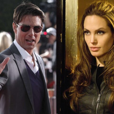 Angelina Jolie prend la place de Tom Cruise?