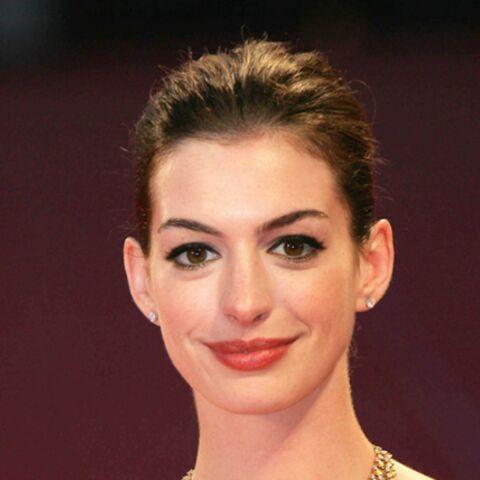 Anne Hathaway en pince pour quelqu'un d'autre
