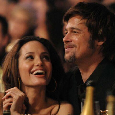 Angelina Jolie et Brad Pitt, mariés de l'été