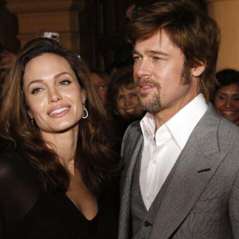 Brad Pitt et Angelina Jolie: mariage en juin?