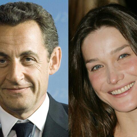 Carla et Nicolas: un couple deux humeurs.
