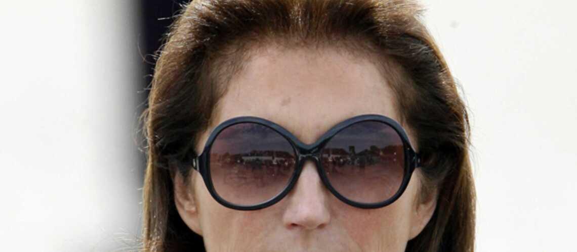 Cécilia Sarkozy prend du repos, et du recul