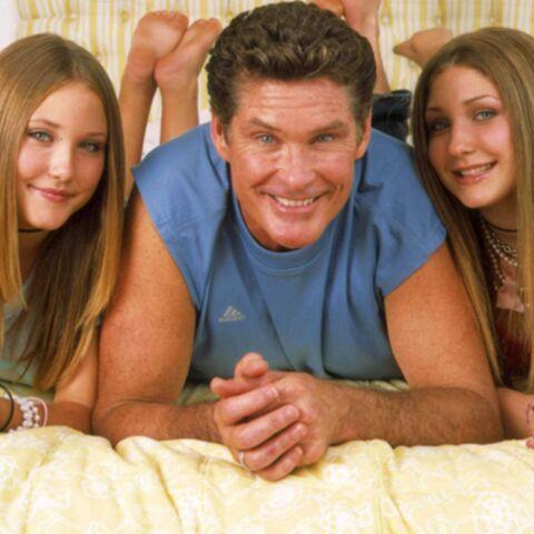 David Hasselhoff pourrait revoir ses filles