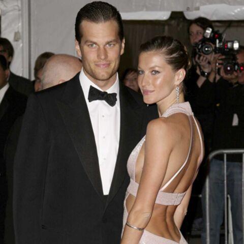 Gisele Bündchen s'est fiancée avec Tom Brady