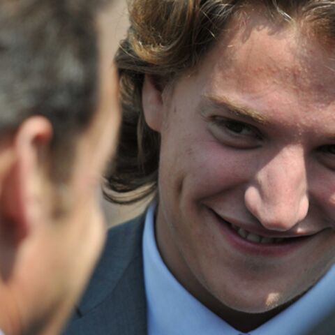 Jean Sarkozy épouse aujourd'hui Jessica Sebaoun