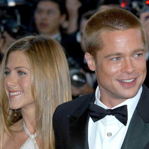 Jennifer Aniston dîne avec Brad Pitt