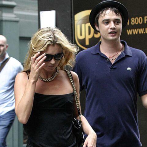 Kate Moss, en colère contre Pete