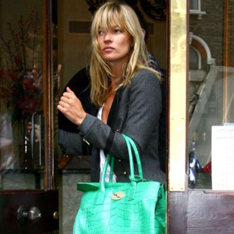 Kate Moss parano?