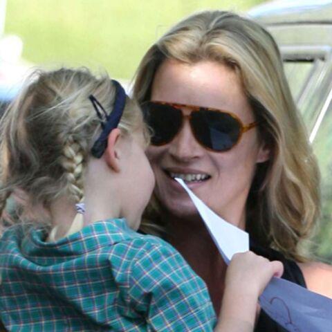 Kate Moss cherche une nounou pour Lila Grace