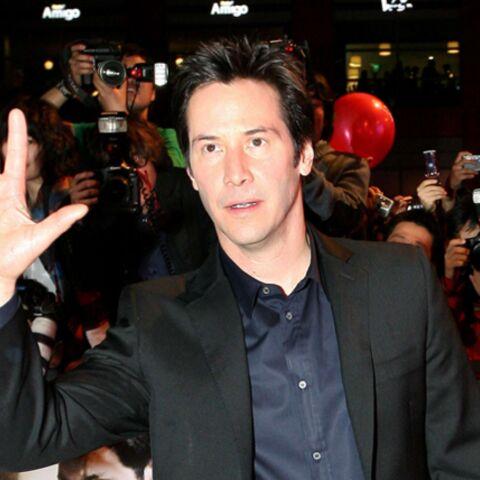 Keanu Reeves: bientôt papa?
