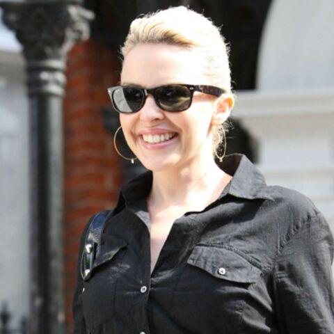 Kylie Minogue est sur le point de s'offrir un manoir