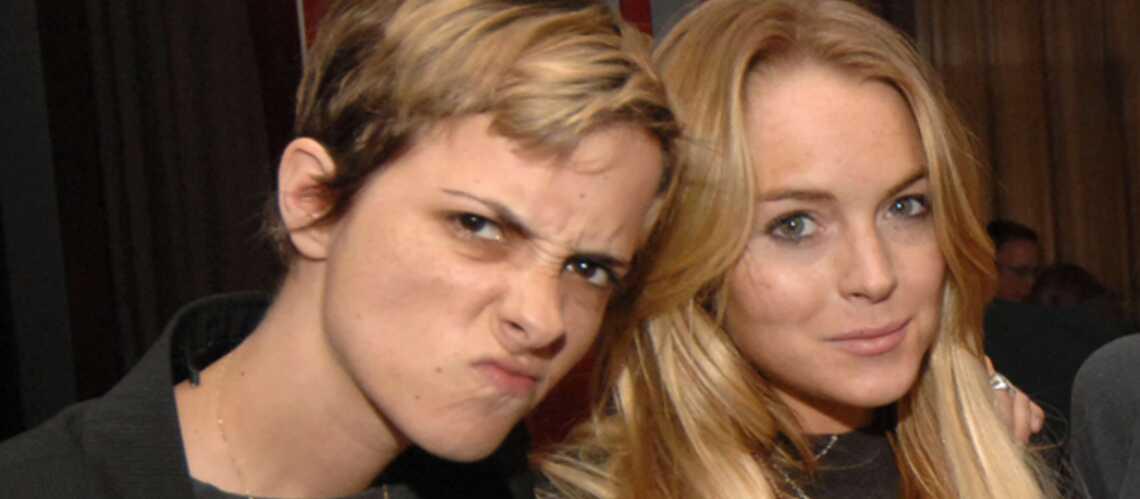 Lindsay Lohan et Samantha bientôt mariées?