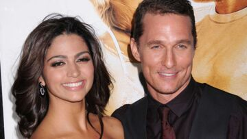 Matthew McConaughey: bientôt papa d'un petit garçon?