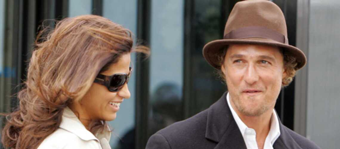 Matthew McConaughey bientôt papa?