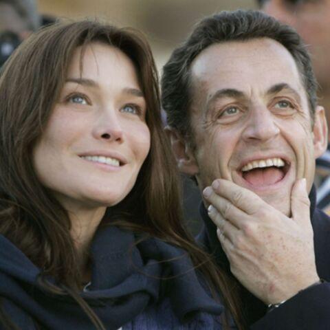 Nicolas Sarkozy marié?