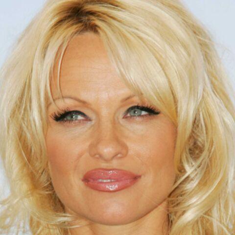 Pamela Anderson flirte avec Rick Salomon