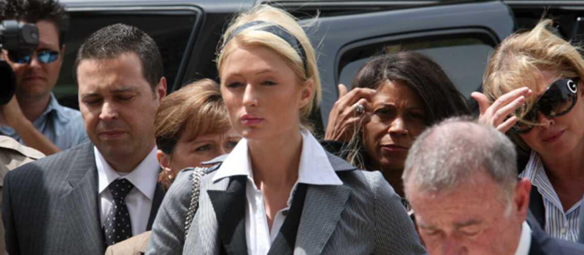 Paris Hilton ne devrait rester en prison que 23 jours