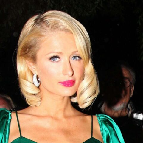 Paris Hilton enceinte?