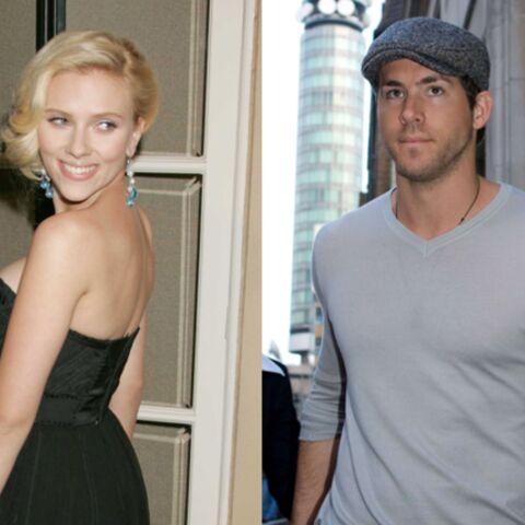 Scarlett Johansson et Ryan Reynolds sont fiancés