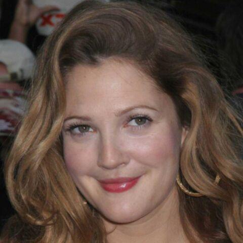 Drew Barrymore a un cœur d'artichaut