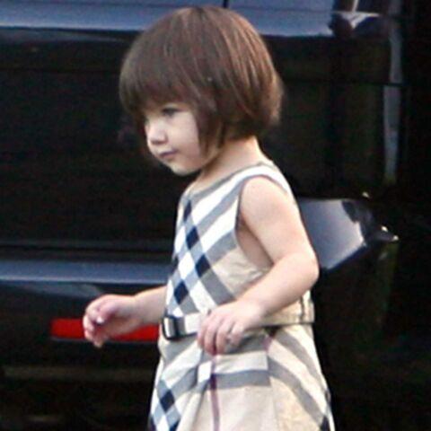 La fille de Tom Cruise et Katie Holmes déjà mannequin?