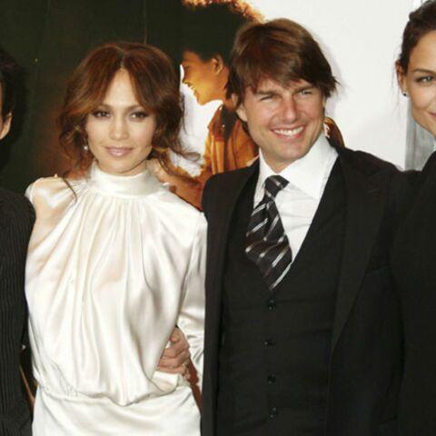 Tom Cruise célèbre les jumeaux de J-Lo