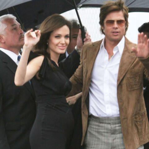 Angelina Jolie est enceinte!