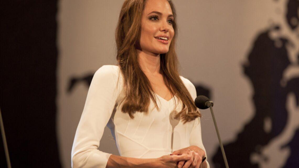 Angelina Jolie, Invincible et déjà en course pour les Oscars