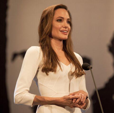 Angelina Jolie fait confiance à Bernard Henri-Lévy