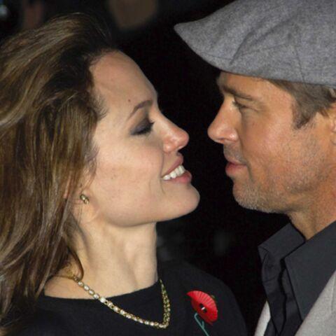 Brad Pitt et Angelina Jolie n'ont jamais été aussi amoureux