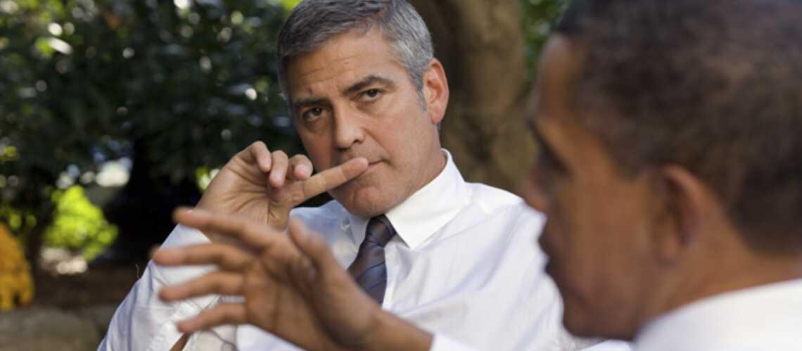 Pour George Clooney, Donald Trump est un «fasciste xénophobe»