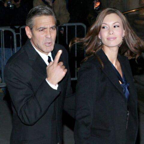 George Clooney est le meilleur des amants