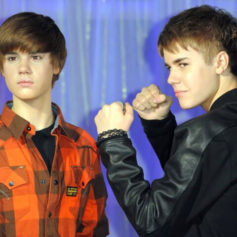 Justin Bieber:  sa statue de cirée enlevée du musée de Madame Tussauds