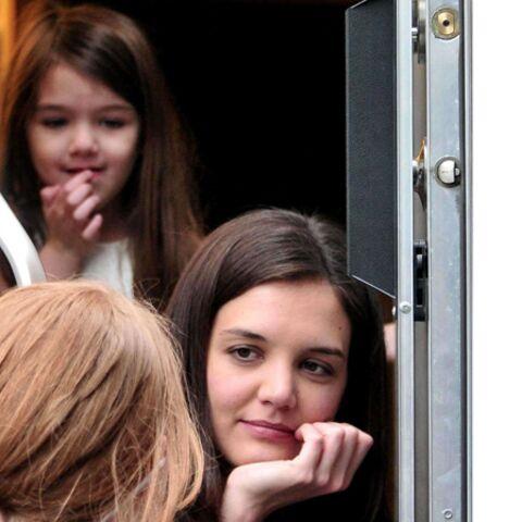 Katie Holmes: sa fiesta pour la petite Suri