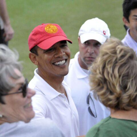 Barack Obama en a déjà ras-le-bol de la presse