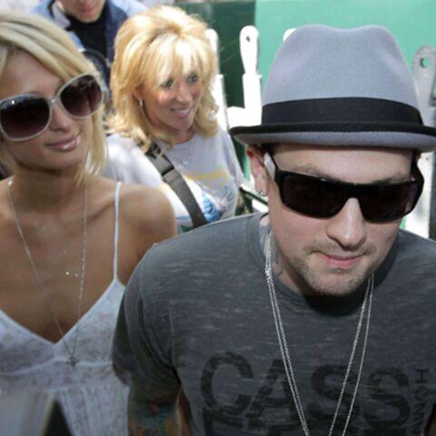 Paris Hilton et Benji Madden en duo