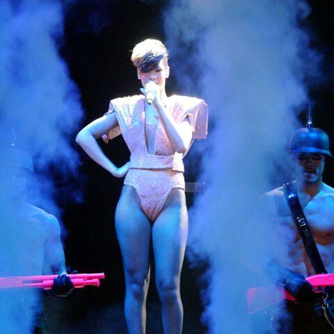 Rihanna: elle se remet