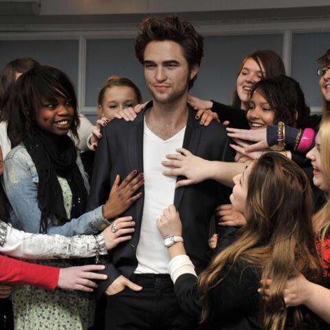 Robert Pattinson ne veut plus être célèbre