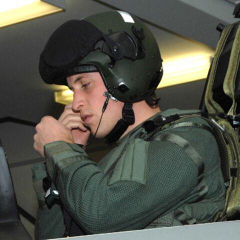 Prince William: Un hélicoptère pour ses 32 ans?
